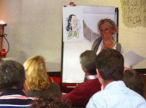 Workshop karikatuur tekenen
